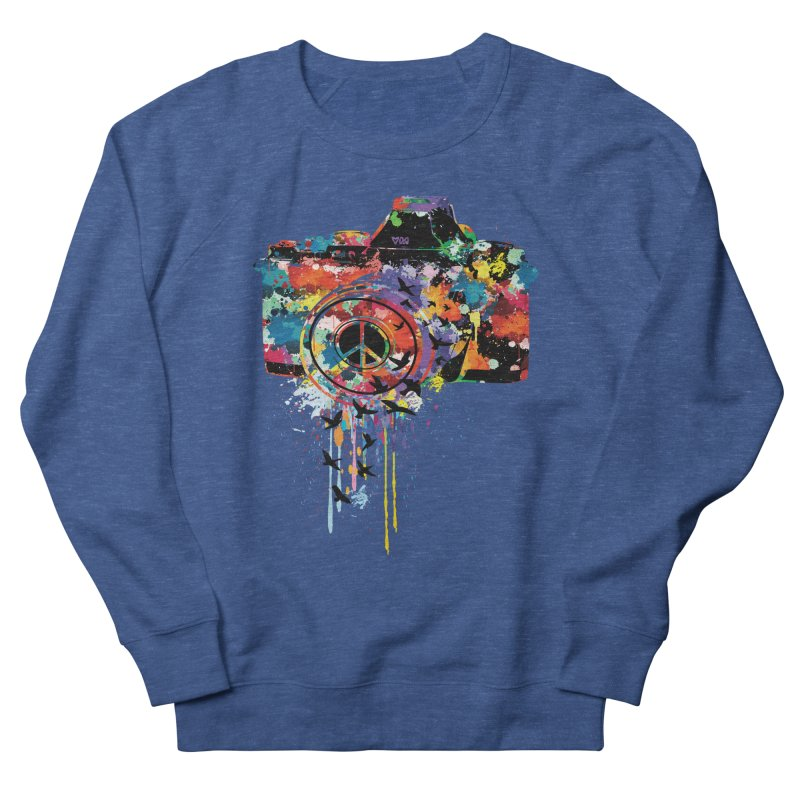colorful DSLR Men's Sweatshirt by cindyshim's Artist Shop