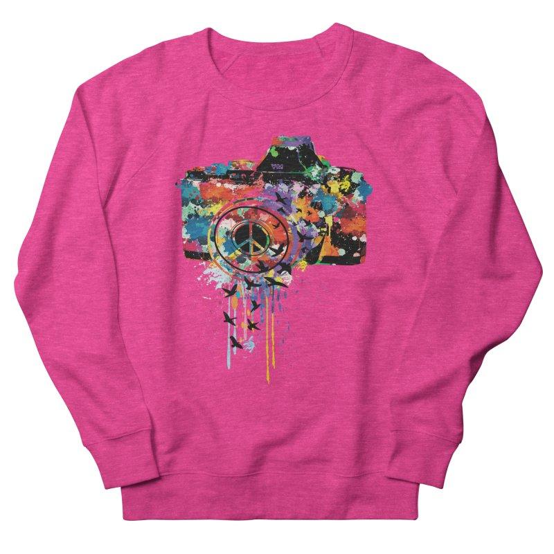 colorful DSLR Men's Sweatshirt by cindyshim's Artist Shop