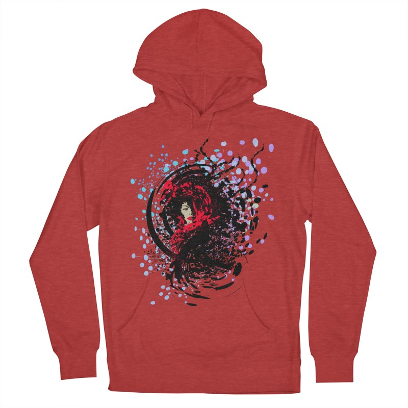 Foxy Women's Pullover Hoody by cindyshim's Artist Shop