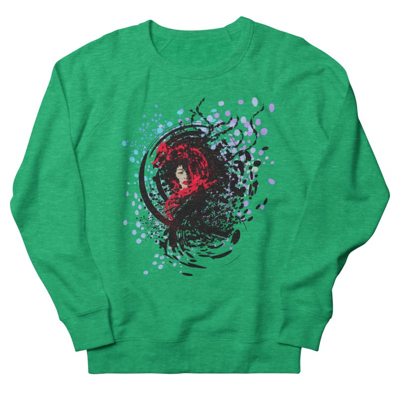 Foxy Women's Sweatshirt by cindyshim's Artist Shop