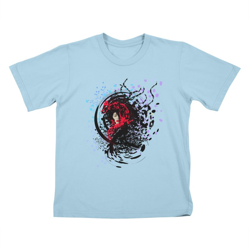Foxy Kids T-Shirt by cindyshim's Artist Shop