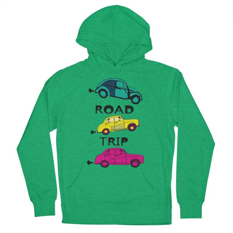 Road trip Men's Pullover Hoody by cindyshim's Artist Shop