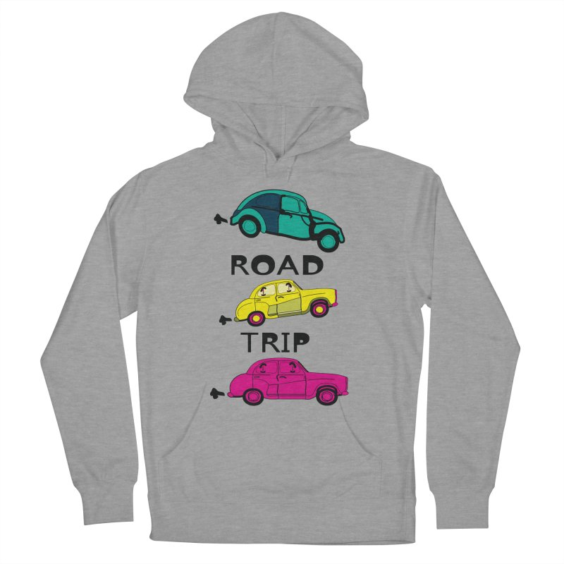 Road trip Men's Pullover Hoody by cindyshim's Artist Shop