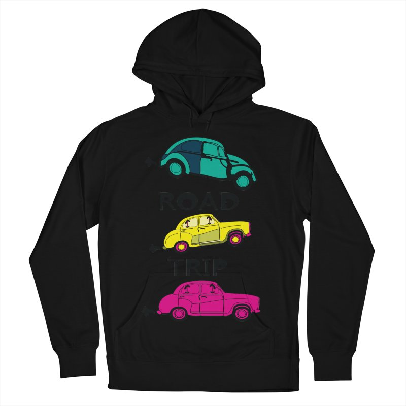 Road trip Women's Pullover Hoody by cindyshim's Artist Shop