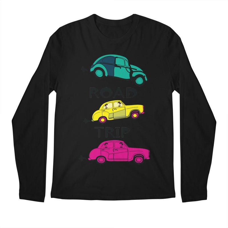 Road trip Men's Longsleeve T-Shirt by cindyshim's Artist Shop