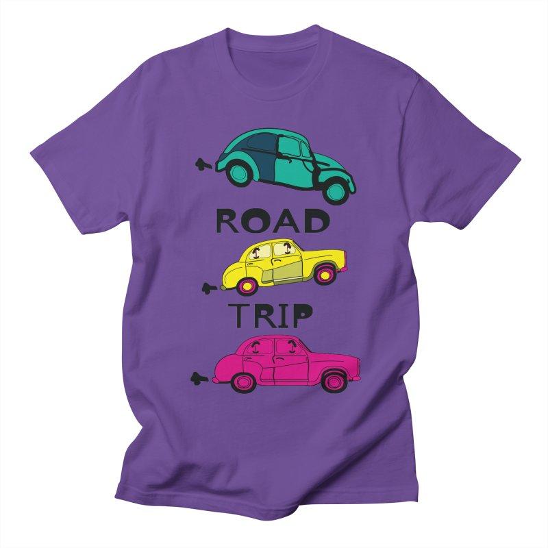 Road trip Men's T-Shirt by cindyshim's Artist Shop