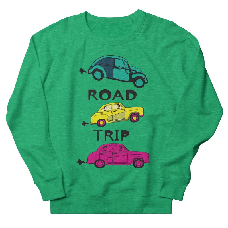 Road trip Women's Sweatshirt by cindyshim's Artist Shop