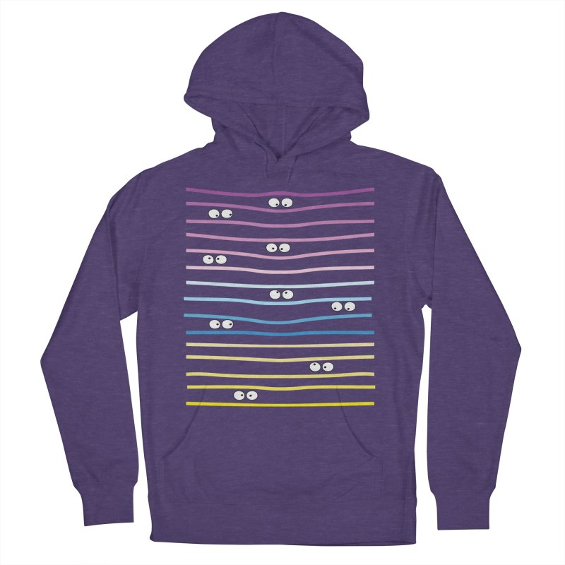 Watching you Men's Pullover Hoody by cindyshim's Artist Shop
