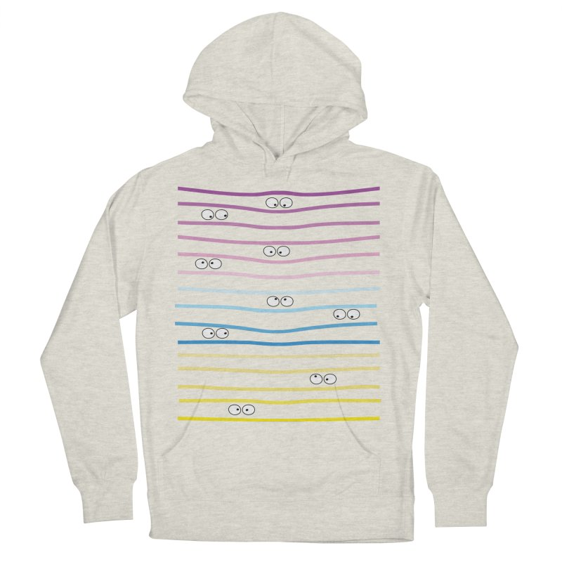 Watching you Women's Pullover Hoody by cindyshim's Artist Shop