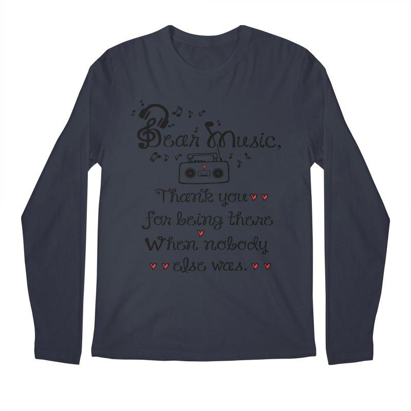 Dear music Men's  by cindyshim's Artist Shop