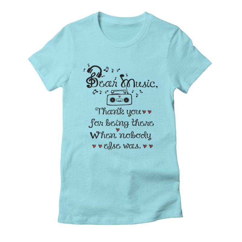 Dear music   by cindyshim's Artist Shop
