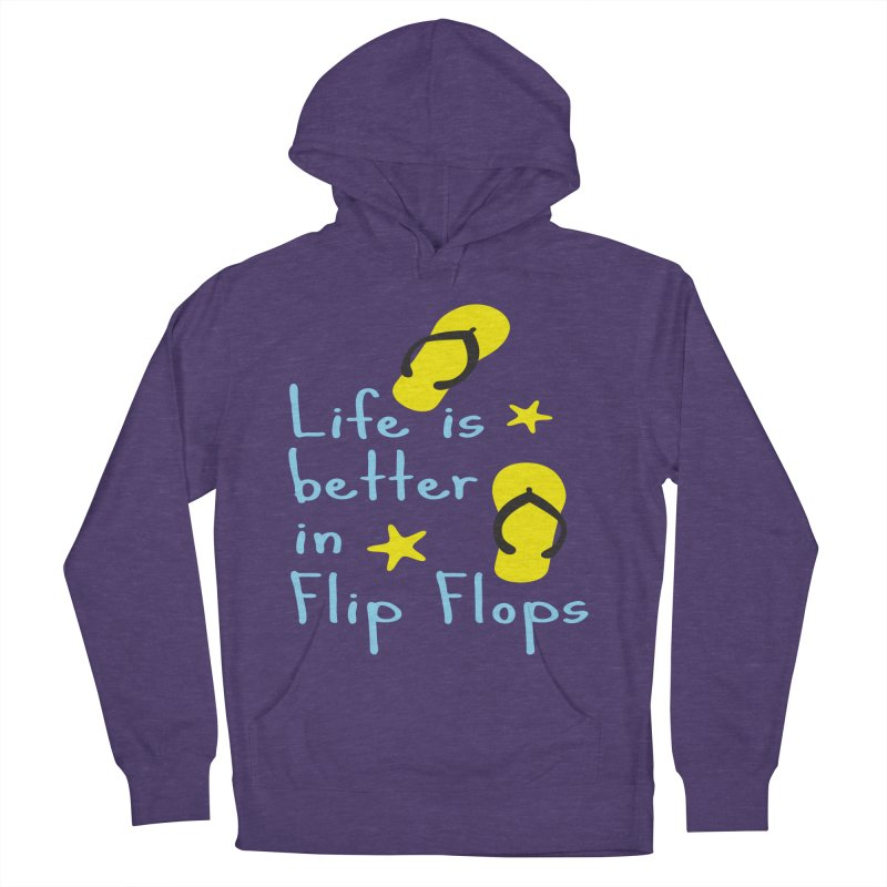 Life is better in flip-flops   by cindyshim's Artist Shop