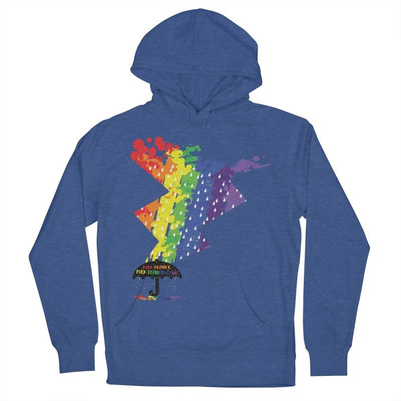 No rain no rainbow Women's Pullover Hoody by cindyshim's Artist Shop