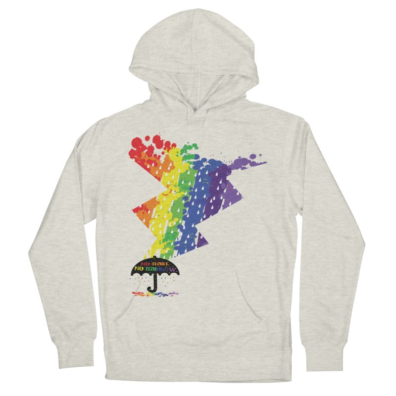 No rain no rainbow Women's  by cindyshim's Artist Shop