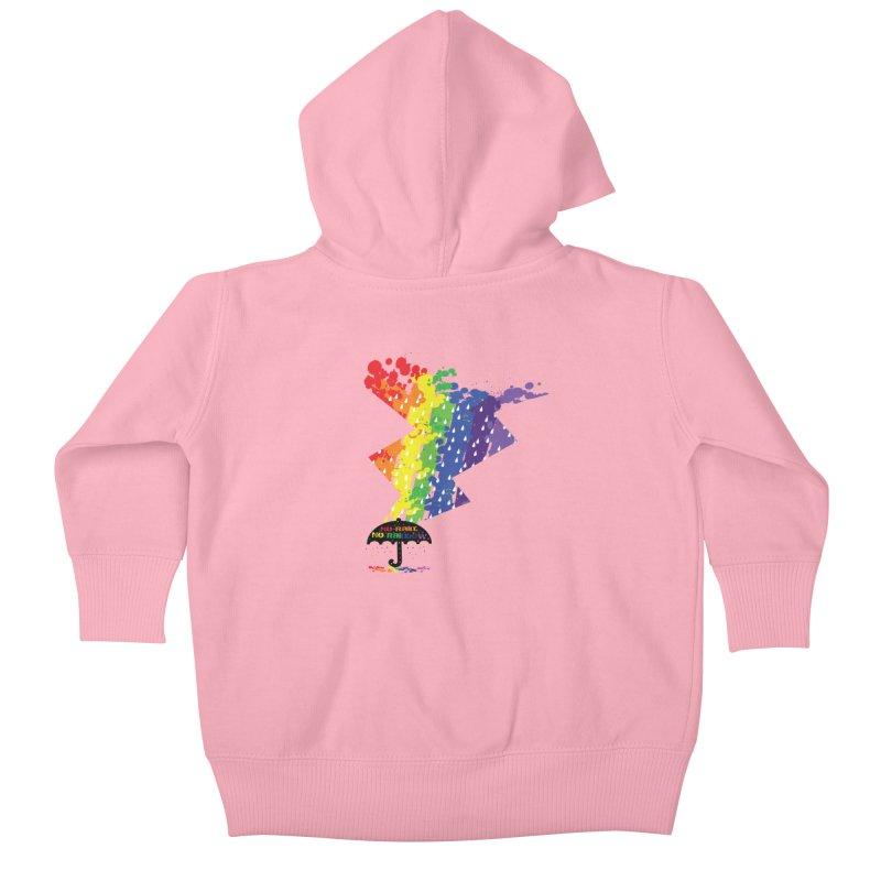 No rain no rainbow Kids  by cindyshim's Artist Shop