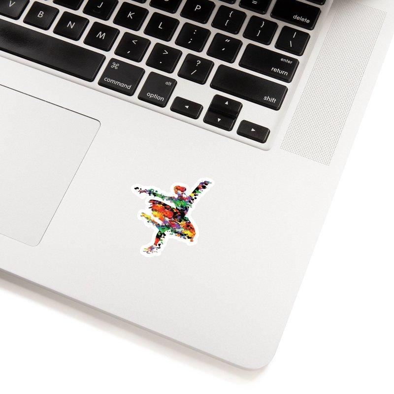 splash ballerina Accessories Sticker by cindyshim's Artist Shop