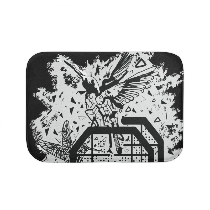 Save the birds Home Bath Mat by cindyshim's Artist Shop