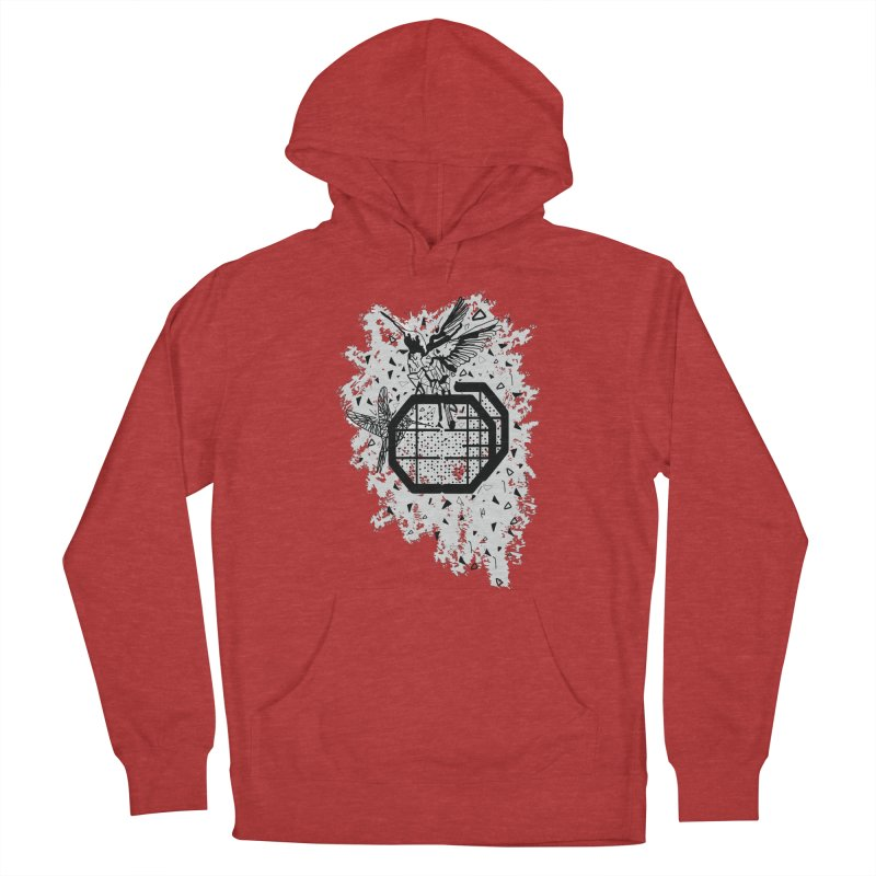 Save the birds Men's Pullover Hoody by cindyshim's Artist Shop