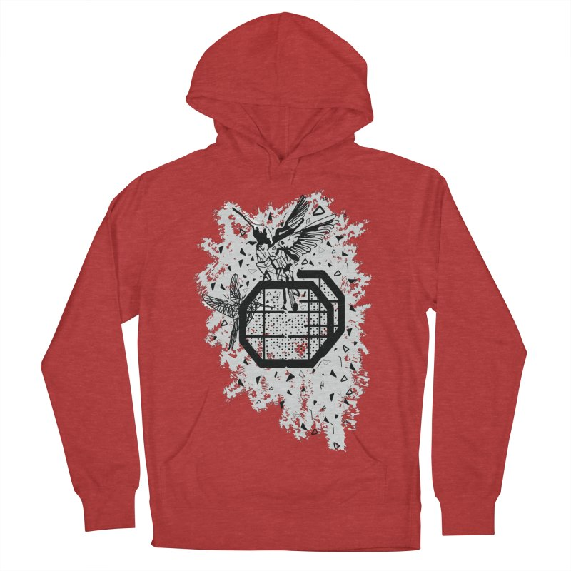 Save the birds Women's French Terry Pullover Hoody by cindyshim's Artist Shop