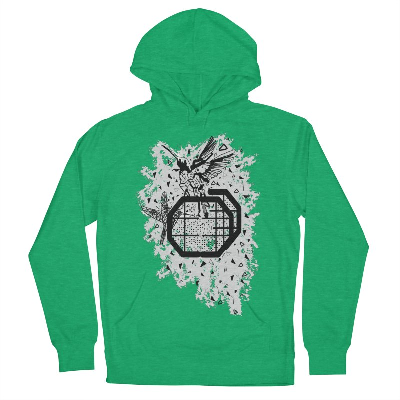 Save the birds Men's French Terry Pullover Hoody by cindyshim's Artist Shop