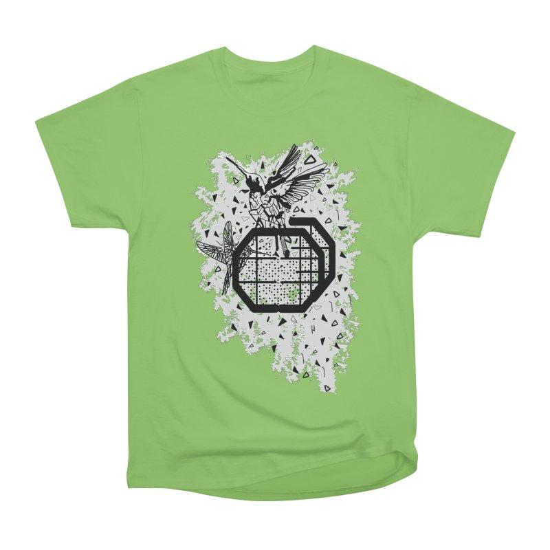 Save the birds Men's Heavyweight T-Shirt by cindyshim's Artist Shop
