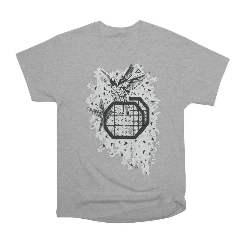 Save the birds Women's Heavyweight Unisex T-Shirt by cindyshim's Artist Shop