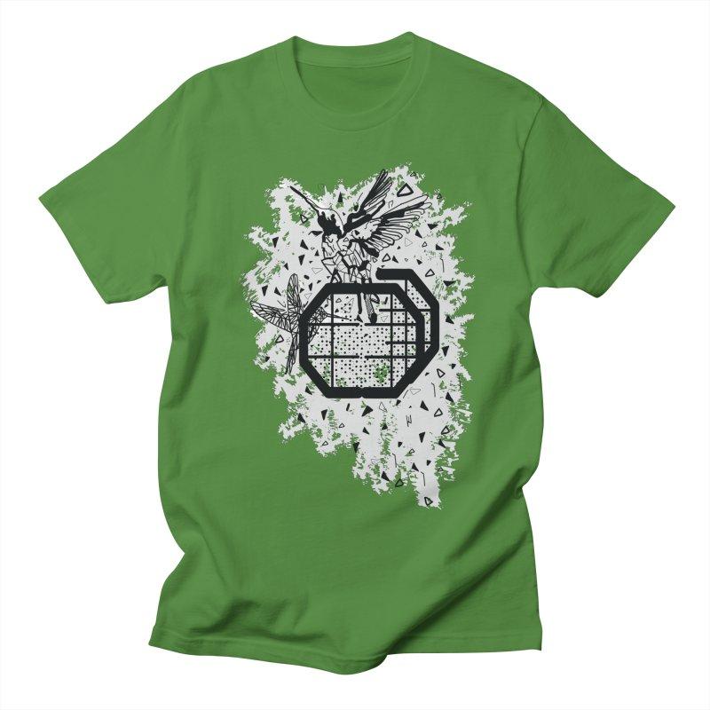 Save the birds Women's Regular Unisex T-Shirt by cindyshim's Artist Shop