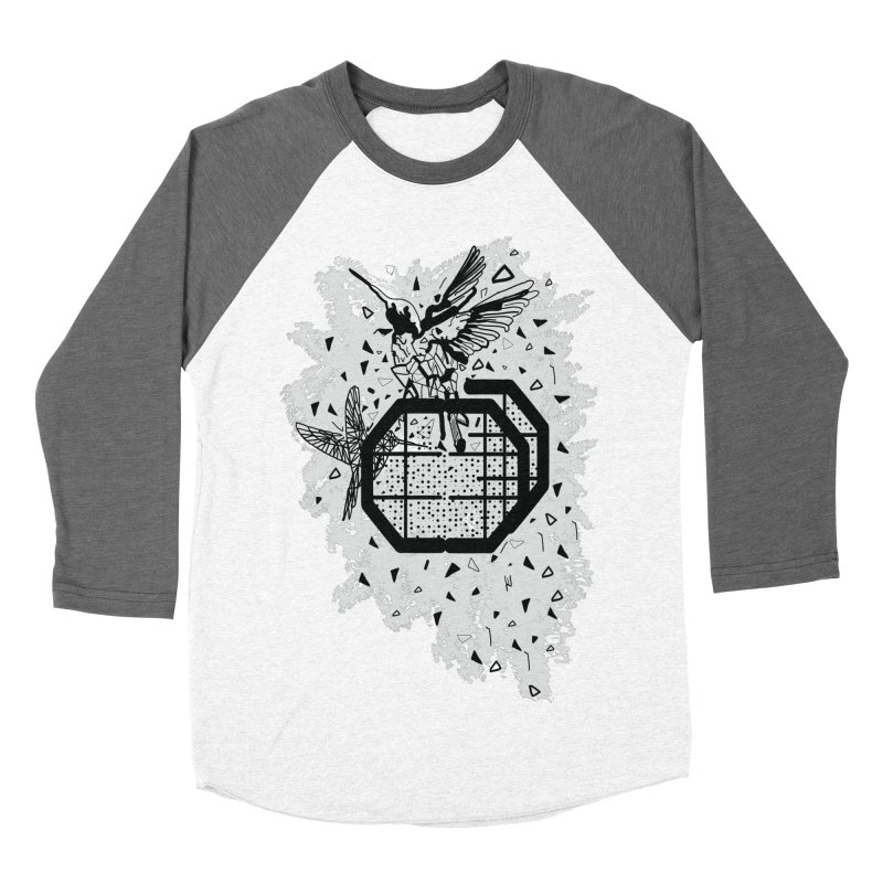 Save the birds Men's Baseball Triblend Longsleeve T-Shirt by cindyshim's Artist Shop