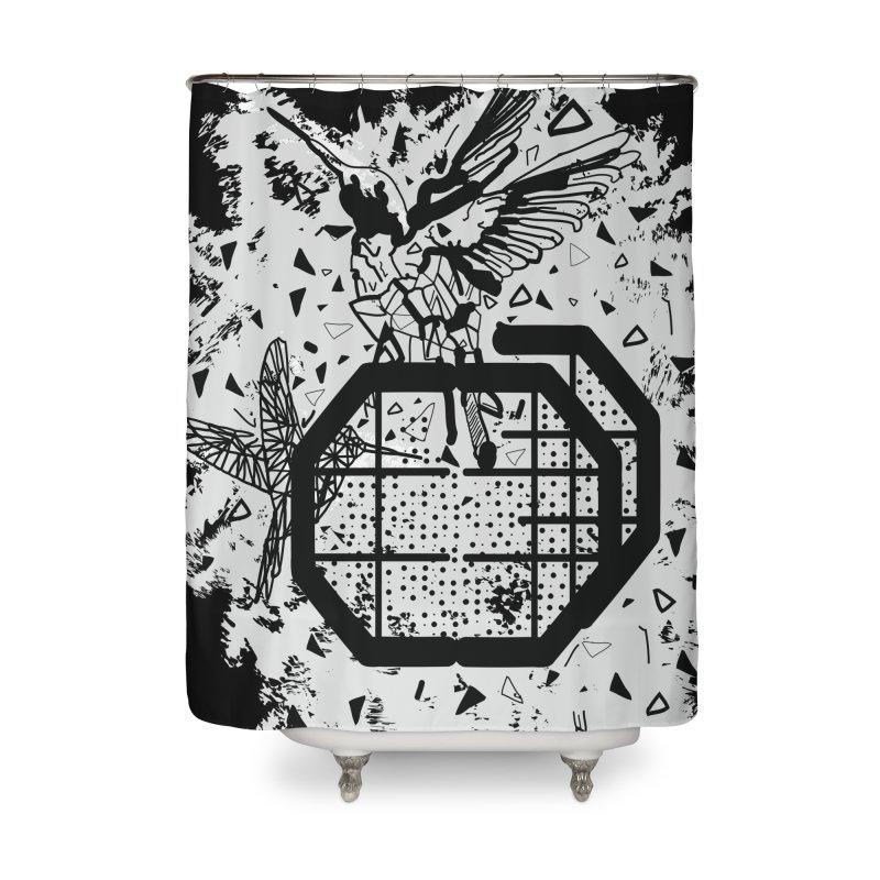 Save the birds Home Shower Curtain by cindyshim's Artist Shop