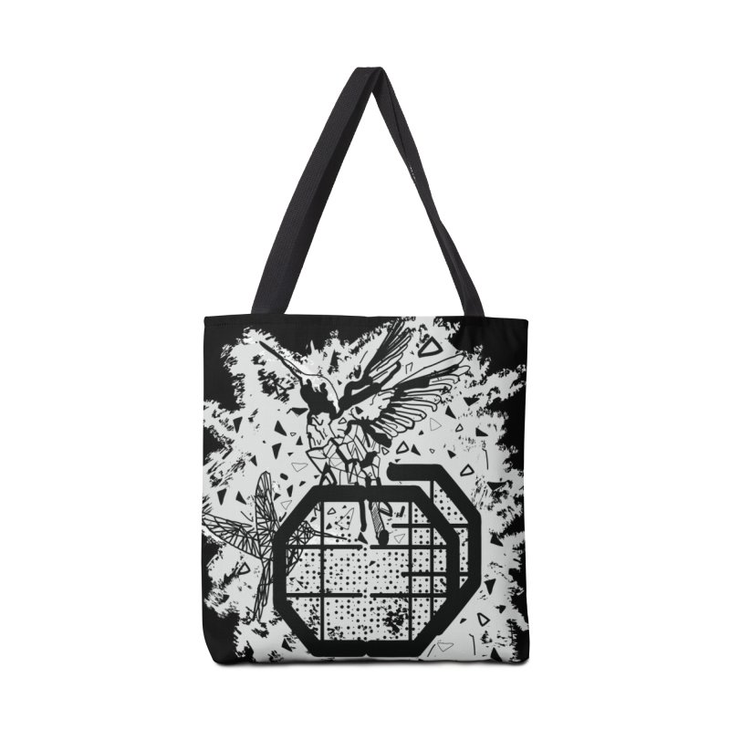 Save the birds Accessories Tote Bag Bag by cindyshim's Artist Shop