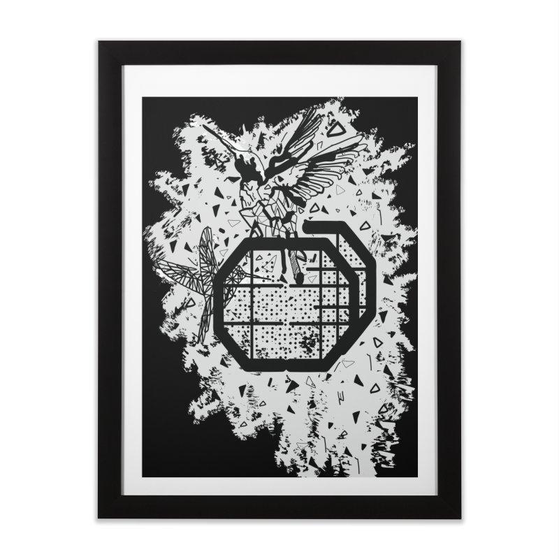 Save the birds Home Framed Fine Art Print by cindyshim's Artist Shop