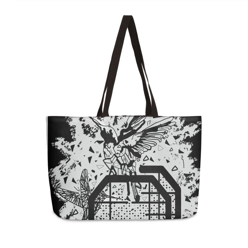 Save the birds Accessories Bag by cindyshim's Artist Shop