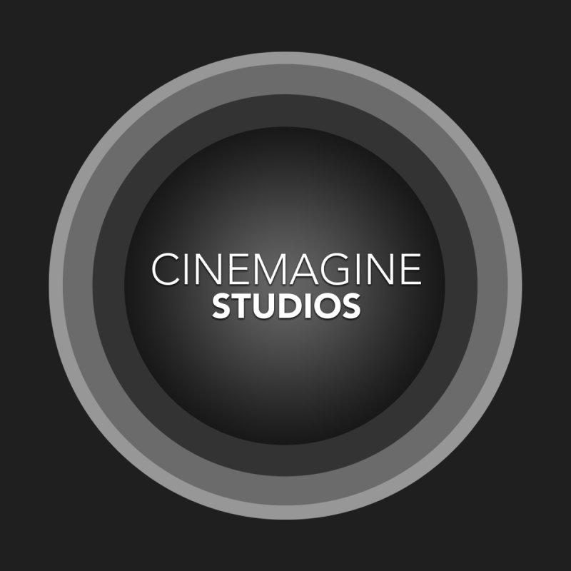 Cinemagine Studios Men's V-Neck by cinemaginestudios's Shop