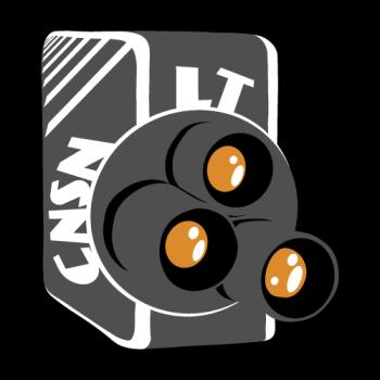 Cine Sin Lata Shop Logo