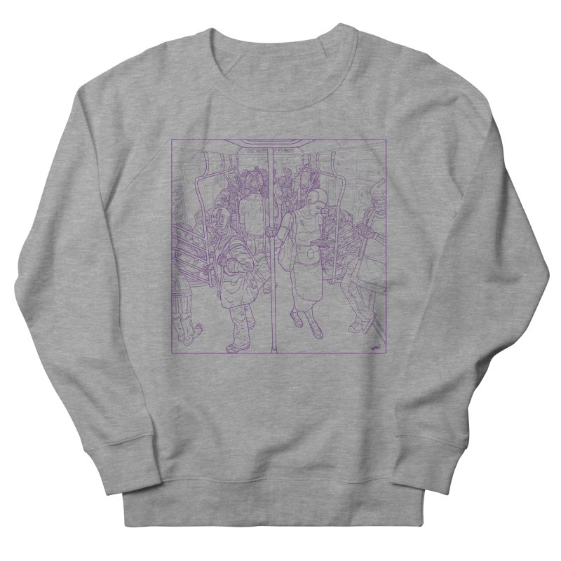 robot slaves Women's Sweatshirt by shinobiskater's Artist Shop