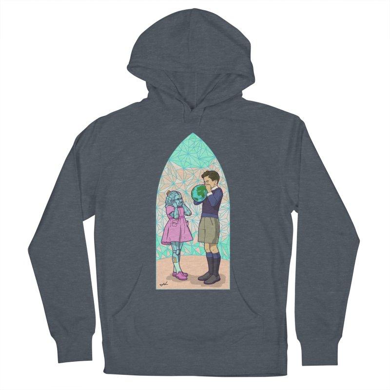 More Human Women's Pullover Hoody by shinobiskater's Artist Shop