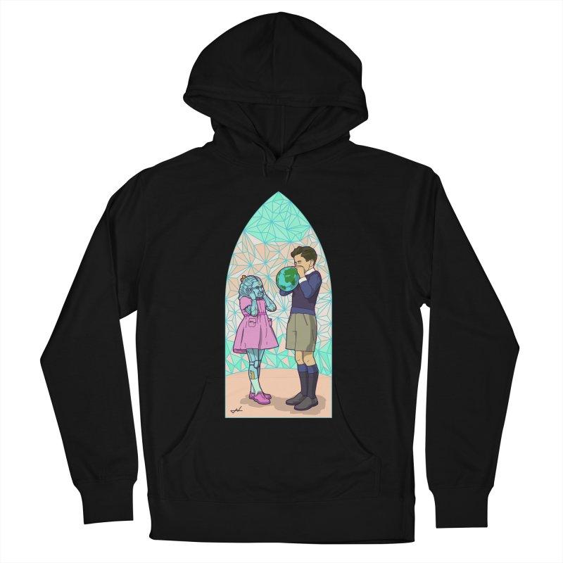 More Human Men's Pullover Hoody by shinobiskater's Artist Shop