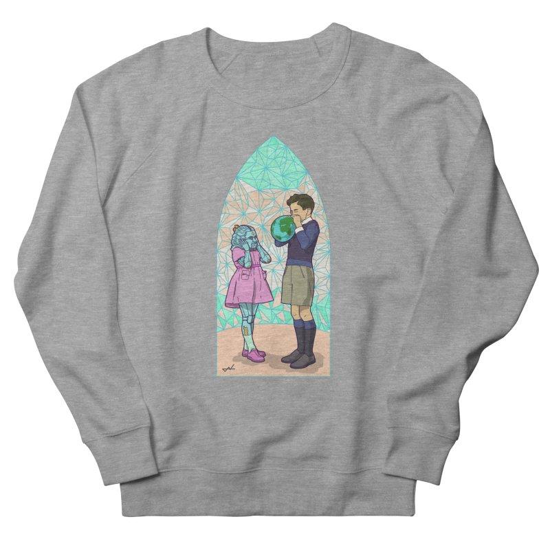 More Human Women's Sweatshirt by shinobiskater's Artist Shop