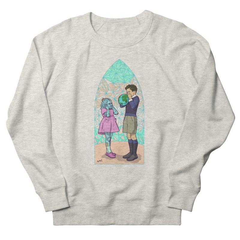 More Human Men's Sweatshirt by shinobiskater's Artist Shop