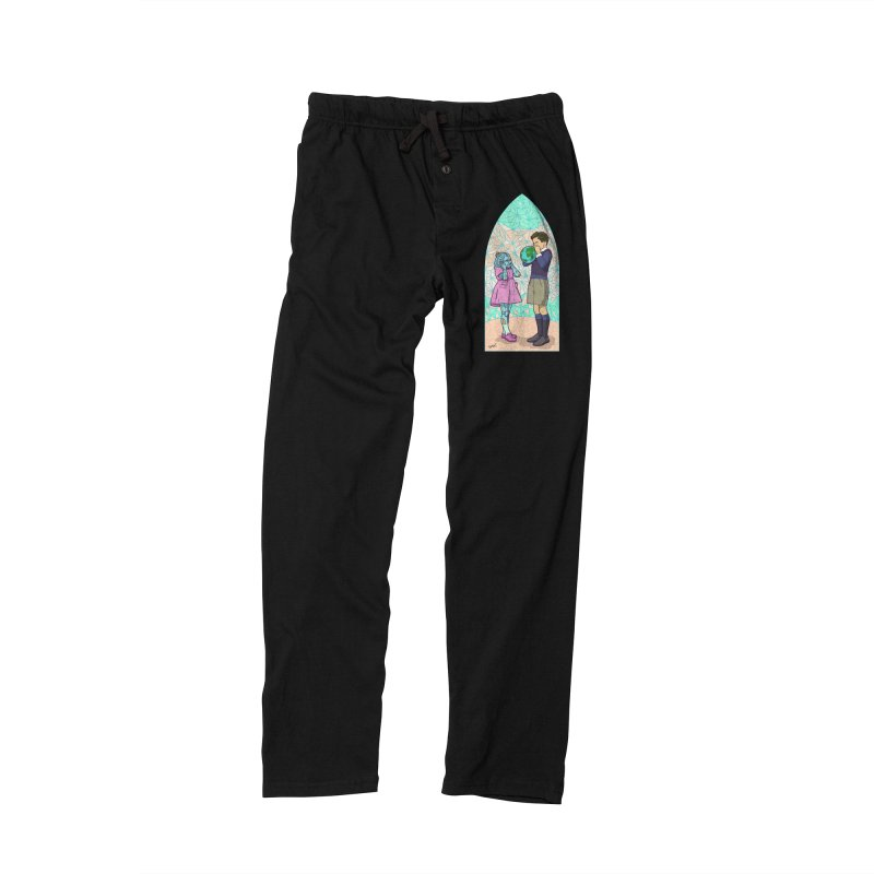 More Human Women's Lounge Pants by shinobiskater's Artist Shop