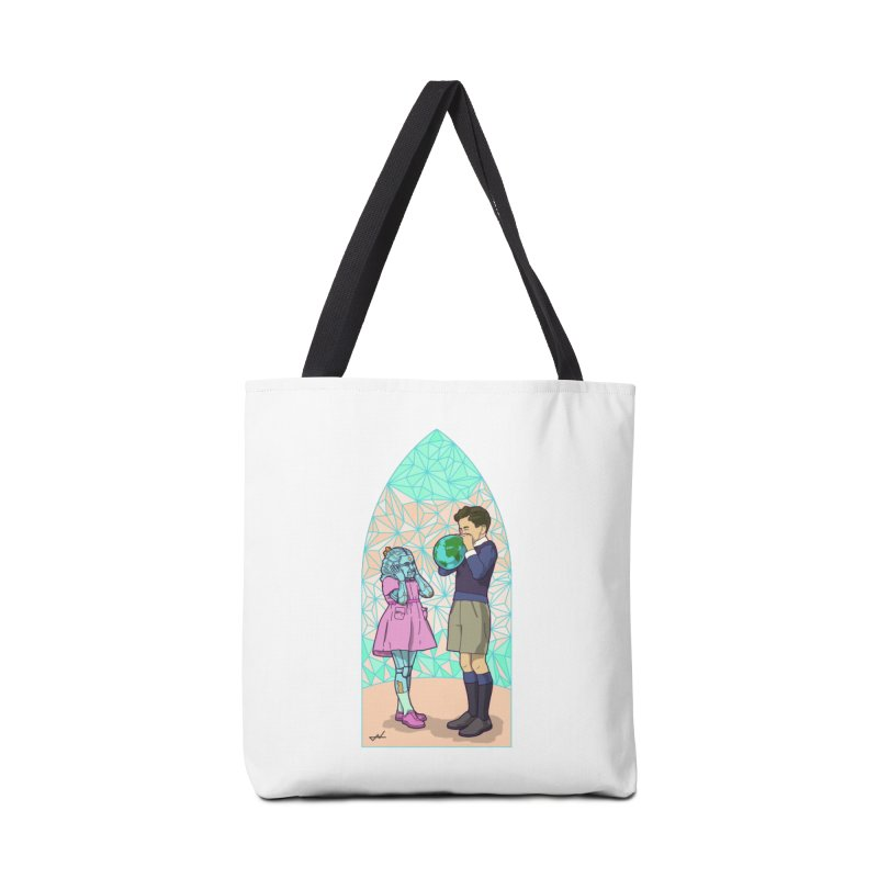 More Human Accessories Bag by shinobiskater's Artist Shop