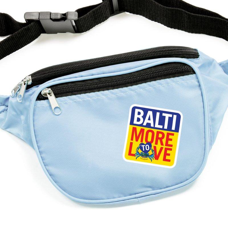BaltiMore to Love Accessories Sticker by Citizen Pride