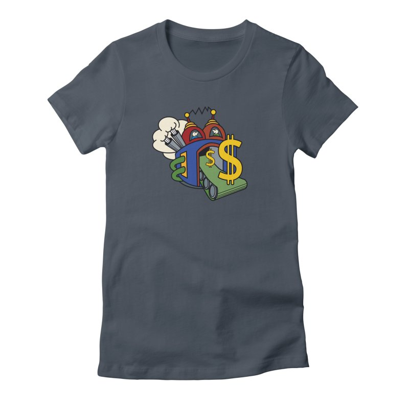The Dollar Mill Women's T-Shirt by Citizen Pride