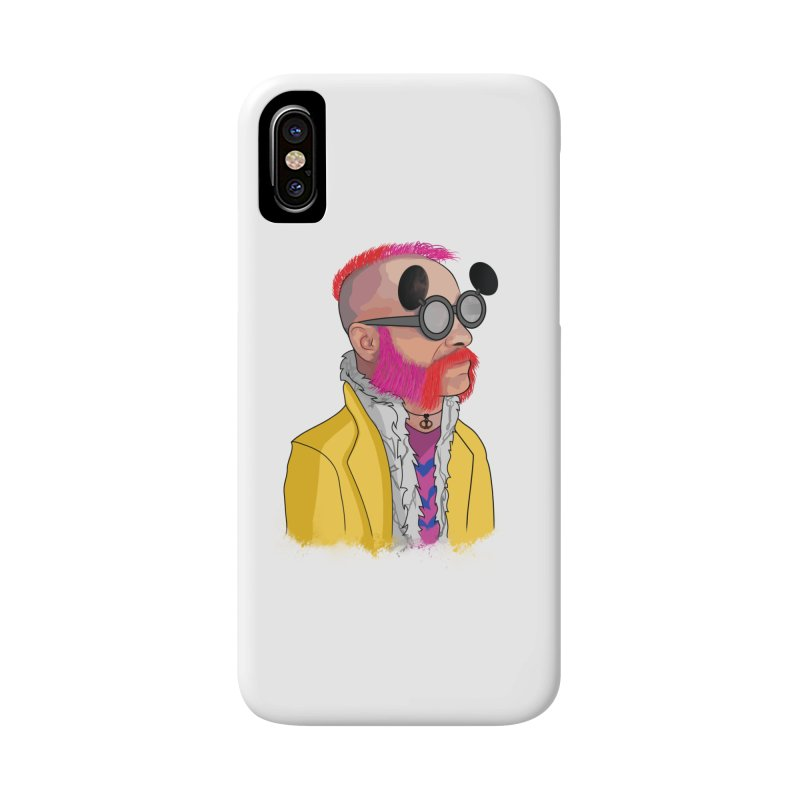 The Godfather Accessories Phone Case by City of Pyramids's Artist Shop