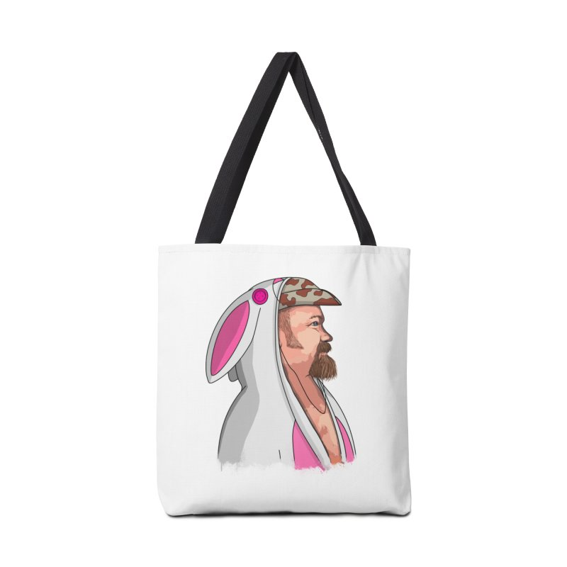 The Bunny Accessories Bag by City of Pyramids's Artist Shop