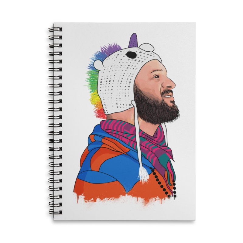 The Unicorn Accessories Notebook by City of Pyramids's Artist Shop