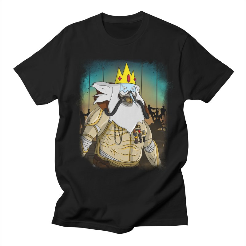 THE KING Men's T-Shirt by City of Pyramids's Artist Shop
