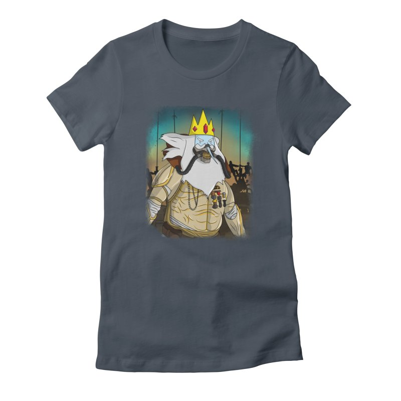 THE KING Women's T-Shirt by City of Pyramids's Artist Shop