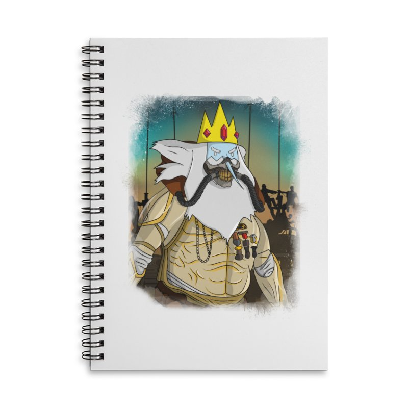 THE KING Accessories Notebook by City of Pyramids's Artist Shop