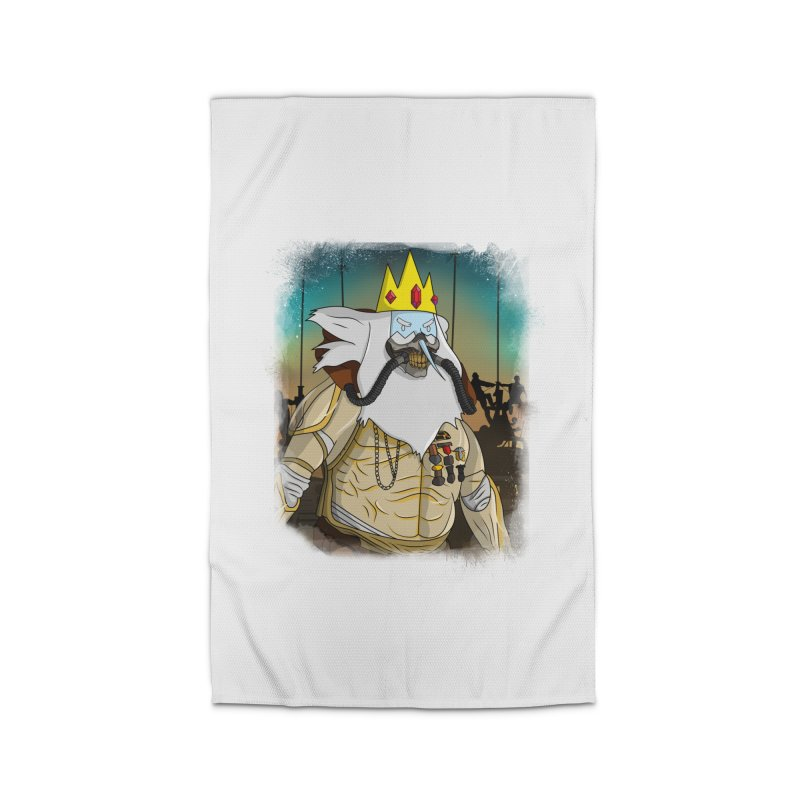 THE KING Home Rug by City of Pyramids's Artist Shop